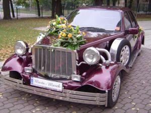 Retro samochód EKSODUS