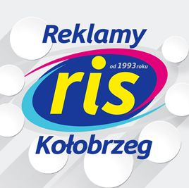 ris reklamy Kołobrzeg