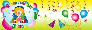 ROZRYWKOWY JUNIOR organizacja i obsługa imprez dla dzieci