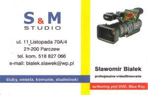S&M studio wideofilmowania
