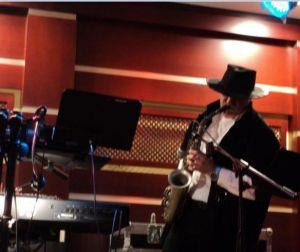 saksofonista zespół muzyczny
