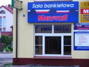 Sala bankietowa MARSYLIA