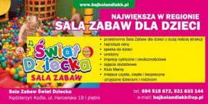 Sala Zabaw Świat Dziecka Kędzierzyn