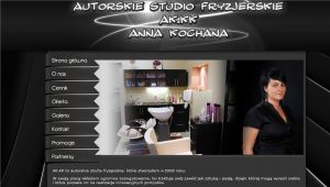 Salon Fryzjerski AK.KK ANNA KOCHANA