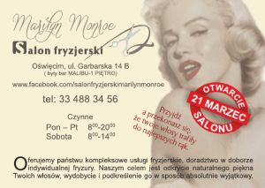 Salon Fryzjerski Marilyn Monroe