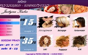 Salon Fryzjersko - Kosmetyczny