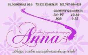 Salon fryzjersko kosmetyczny Anna