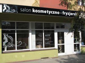 Salon kosmetyczno - fryzjerski