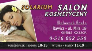 SALON KOSMETYCZNY Aneta Wałoszek