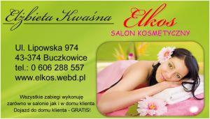 Salon Kosmetyczny Elkos- zabiegi z dojazdem do domu klienta