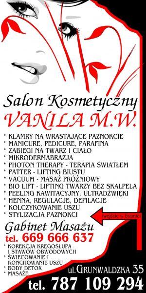 Salon Kosmetyczny Vanila M.W.