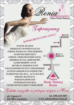 Salon Mody Ślubnej Renia