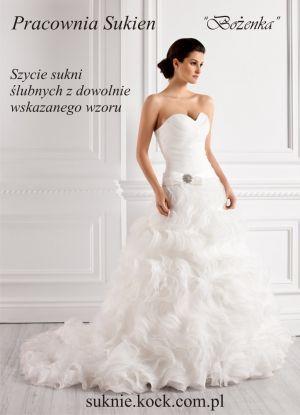 Salon- Pracownia Sukien ślubnych Kock