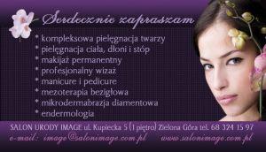 Salon Urody IMAGE Renata Zbaraszewska