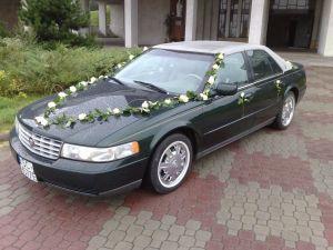 Samochod Do slubu Cadillac Seville SLS