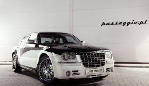 Samochód do Ślubu - Chrysler 300C