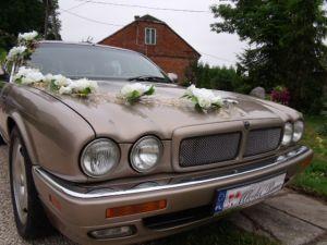 Samochód do ślubu- Jaguar xjr