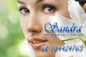 """,,SANDRA"""" Salon Kosmetyczny w Twoim Domu"""