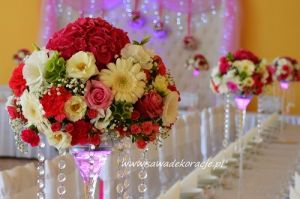 Sawa Dekoracje ślubne weselne