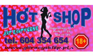 "SEX SHOP  ""HOT SHOP"""