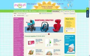 Sklep dla dzieci i niemowląt - PYNIO.pl