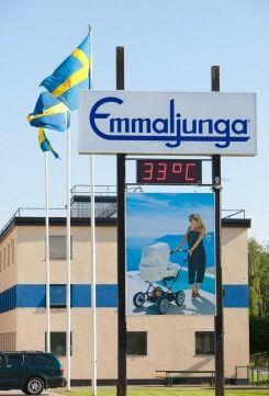 Sklep Firmowy Emmaljunga Wózki dziecięce