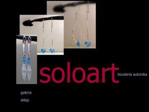 soloart biżuteria autorska Elżbieta Janik