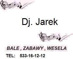 Śpiewającu Dj. Jarek