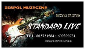 STANDARD LIVE