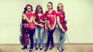 Stay Tuned String Quartet