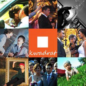 STUDIO KWADRAT ZDJĘCIA ŚLUBNE