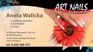 Studio Urody Art Nails Aneta Walicka
