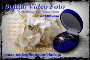 Studio Video Foto - rzetelność i profesjonalizm