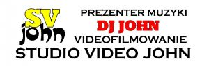 STUDIO VIDEO  JOHN  videofilmowanie/foto/prezenter muzyki
