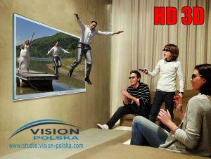 Studio VISION Filmowanie lustrankami - DRONEM