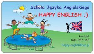 Szkoła Języka Angielskiego Happy English