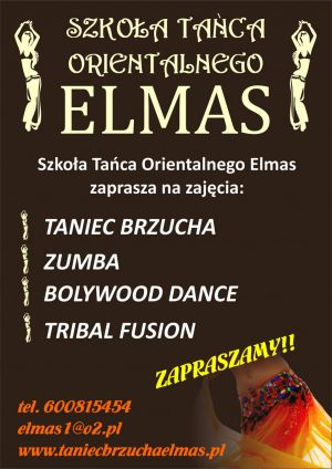Szkoła Tańca Orientalnego Elmas
