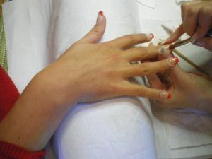 Szkolenie stylizacji paznokci metodą żelową i akrylową