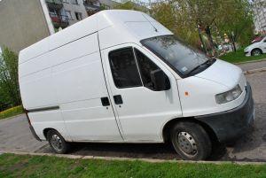 Transport BUS dostawczy POLSKA, EUROPA