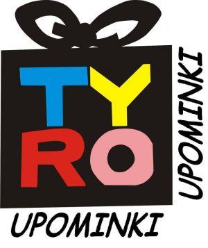 TYRO- UPOMINKI