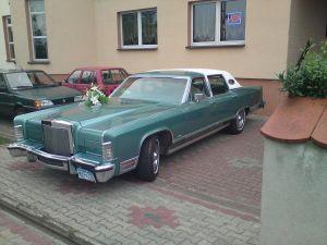 Unikatowy Lincoln Continental