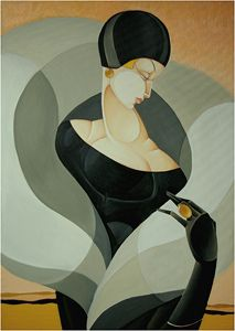 Urszula Tekieli - malarstwo sztalugowe