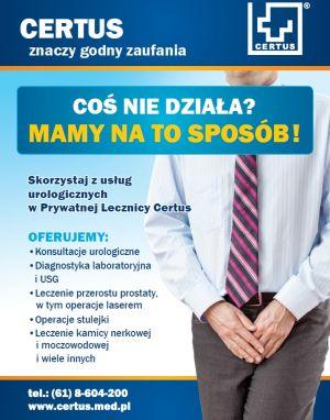 Usługi urologiczne