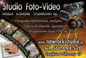 Video-Foto- Dekoracja