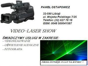 VIDEO-LASER