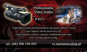 VIDEO STUDIO'' MARIOMAX''