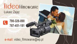VideoFilmowanie Łukasz Zając