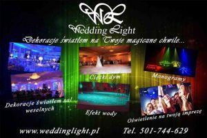 Wedding Light dekoracje światłem na Twoją salę