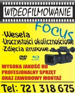 wideofilmowanie FOCUS