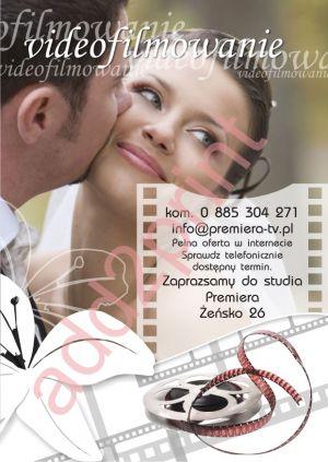 Wideofilmowanie Premiera Choszczno
